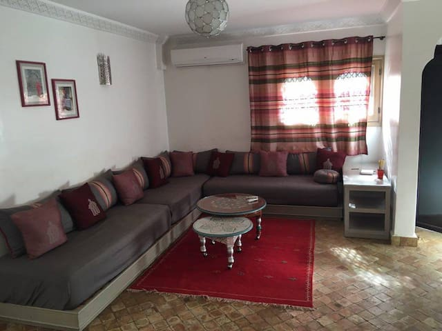 Beach side 3 Bedrooms Riad Ref: 9210