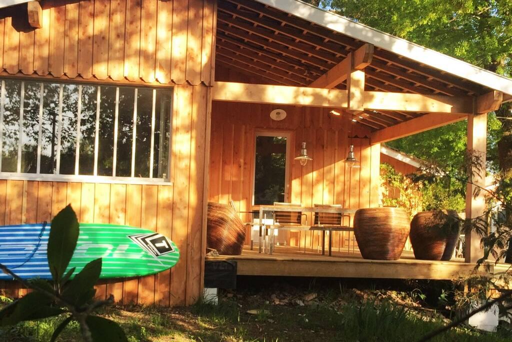 Maison typique du bassin d 39 arcachon locations - Maison bassin d arcachon location nice ...