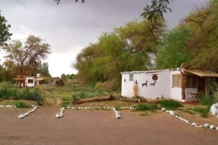Cabaña Kamuri