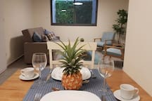 Pineapple guest house