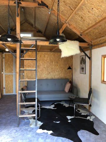 Sustainable Cosy Amsterdam Barn