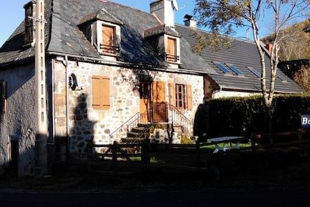 Vallée de la Bertrande et Salers - Saint-Projet-de-Salers