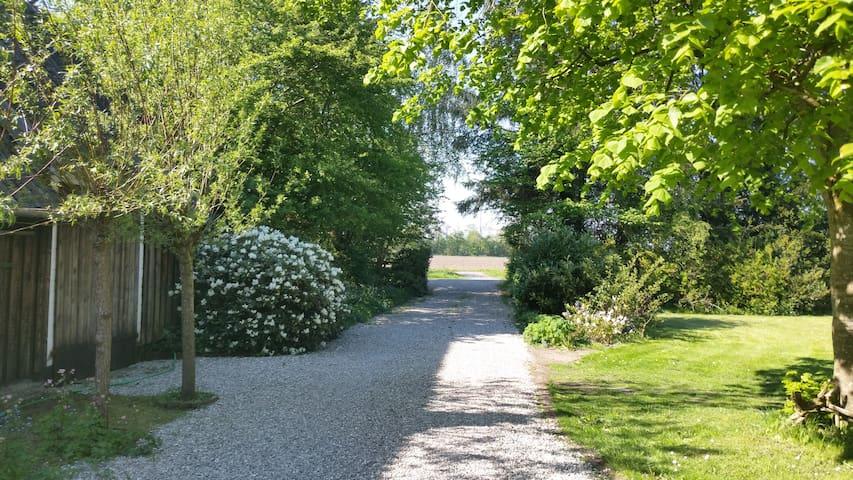 Landurlaub in neu renovierten Ferienwohnungen - Sprakebüll