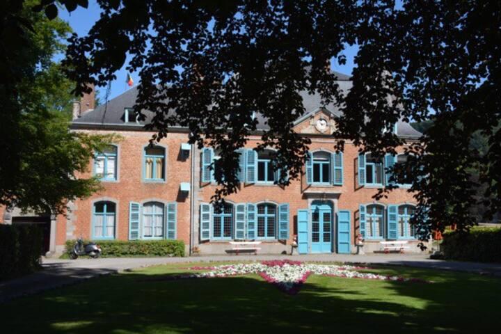 Chambres en bord de Meuse Namuroise