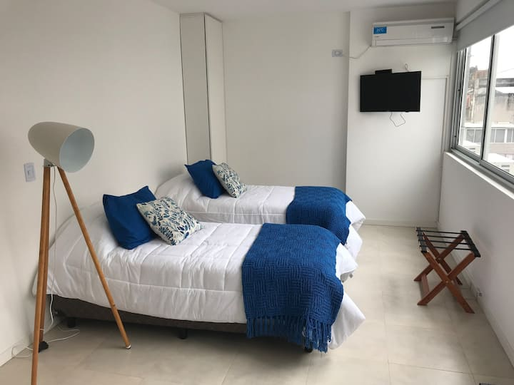 Apartamento céntrico en BA a mts de Av Corrientes