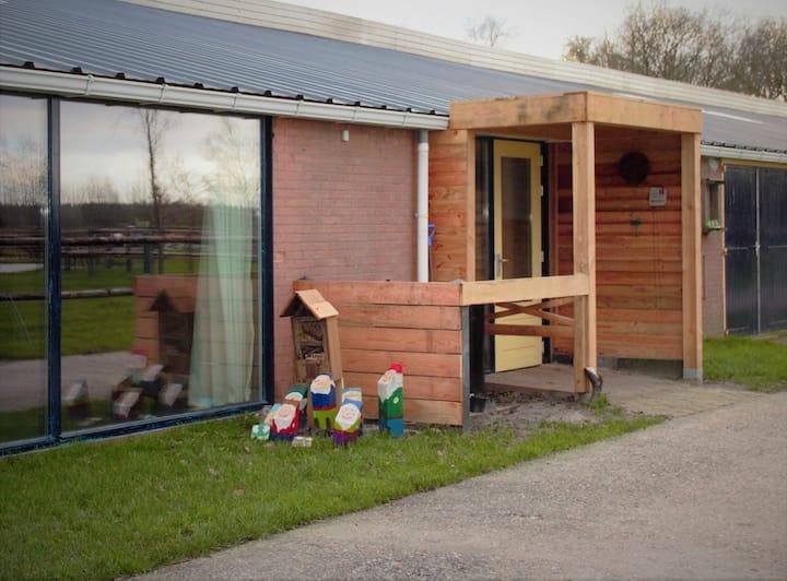Rolstoelvriendelijk Appartement in Friesland