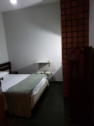 Apartamento Tipo Flat com ar cond e smart tv 3