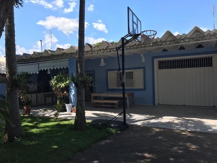 Casa Represa Avaré - Cond. Recanto Por do Sol