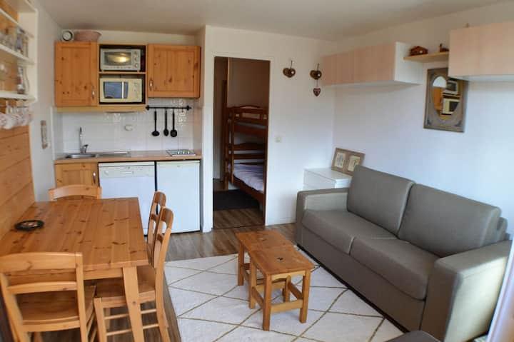Appartement Avoriaz - Alpages II avec balcon