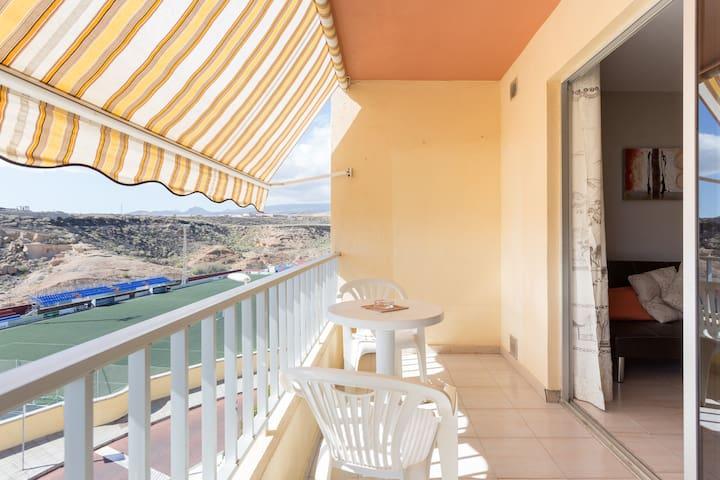 El Médano apartamento a 200 mts de playa Grande - El Médano - Apartamento