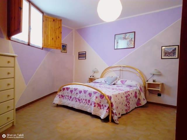 1 camera matrimoniale
