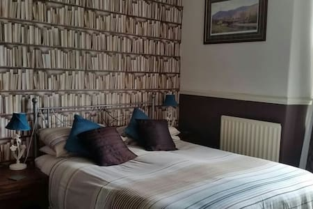 Family room in Brooklands Guest House - Bowness-on-Windermere