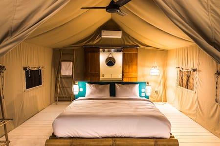 Safari Tent Experience7 @ AutentikNusaPenida