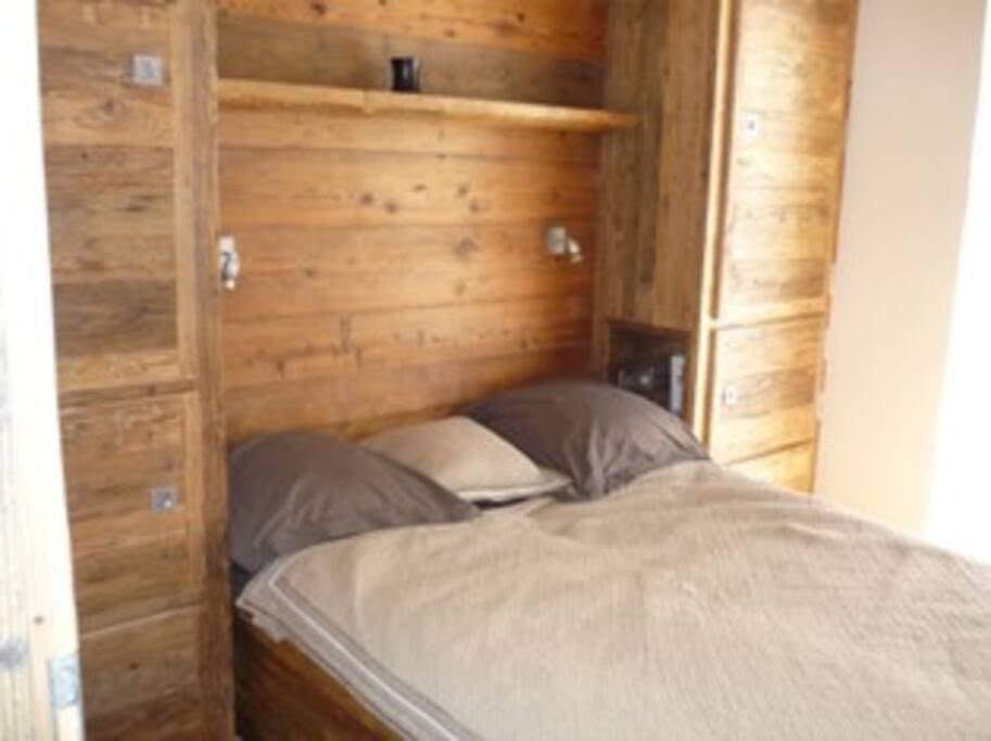 chambre bas avec balneo