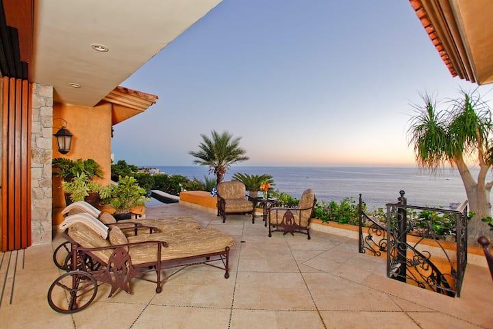 Lux Via, Ocean View, Incl Chef Maid Airpt Transfer