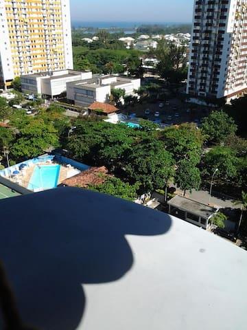 Apartamento Top na Barra da Tijuca!