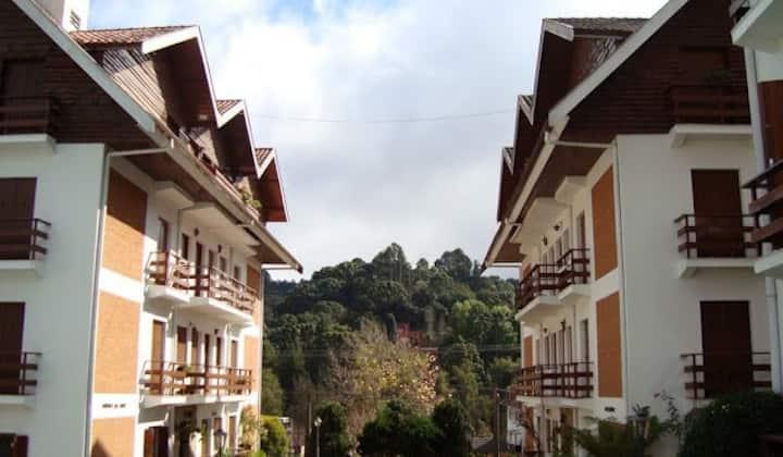 Apartamento Campos do Jordão Centro Capivari