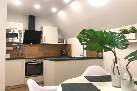 Möblierte Wohnung Apartment Wolfsburg Heiligendorf