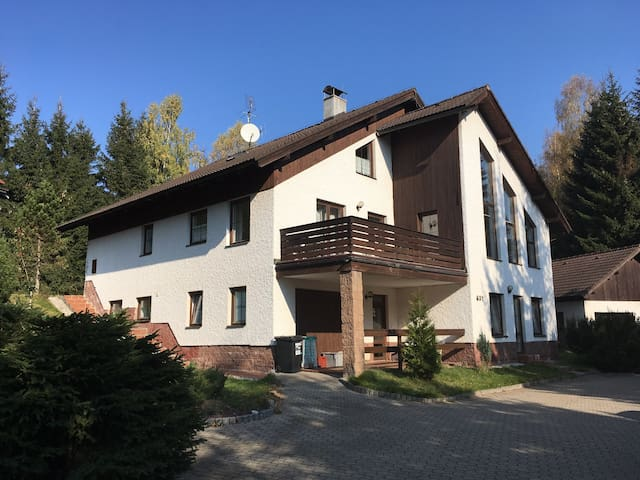 Apt for 14 persons with WLAN in Harrachov R3616