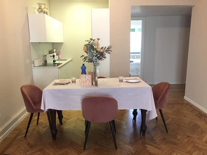 Appartamento Shabby Chic in zona Città Studi