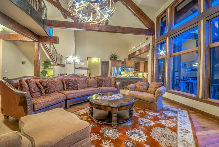 Overlook Chalet - Steamboat Springs - Maison