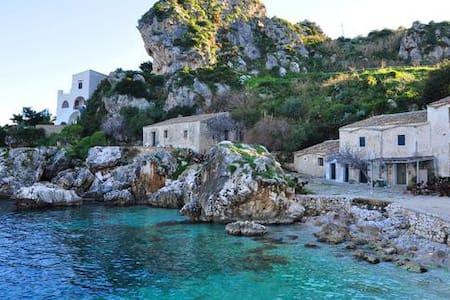 Livia House a Scopello - Castellammare del Golfo - Huvila