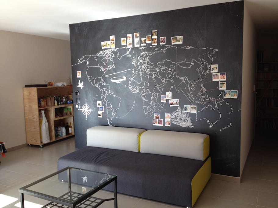Appart t3 2 chbr calme bacalan apartments for rent in for T3 bordeaux