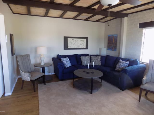 Large, Airy and Bright Apartment in Historic Tubac
