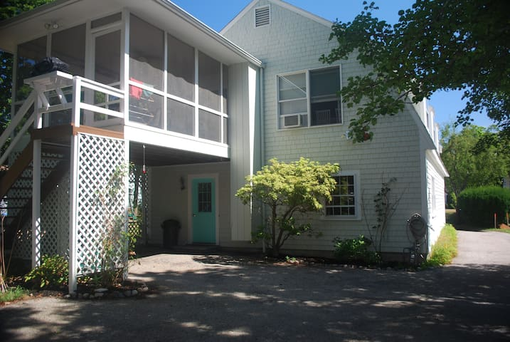 2 Bedroom Carriage House in Minot Beach Scituate