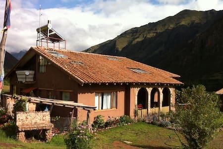 Double Room - Peaceful Mountain Retreat - Písac - Dom