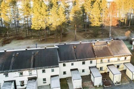 Radhus, 137 m2, 5 km från centrala Luleå