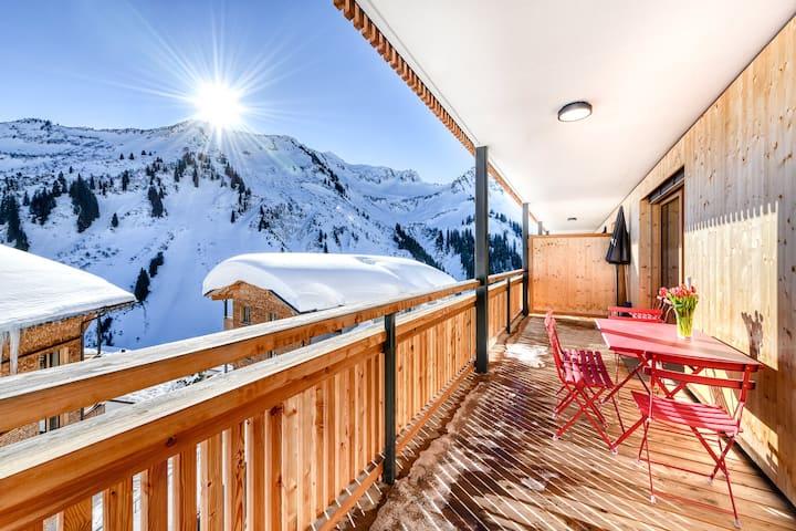 3-Zi. FW, 8 Betten, S-Balkon im Haus 4 App. B3