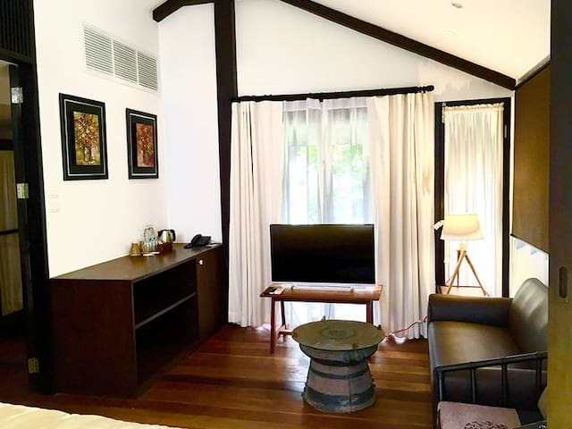 Intriguing Bedroom in Chiang Mai! - Chiang Mai - Apartment