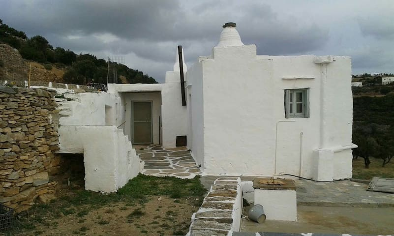Relaxing stay in Sifnos