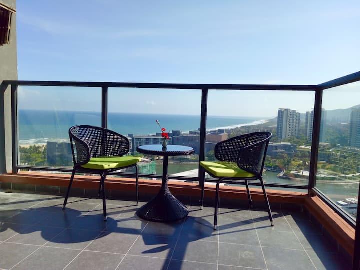富力湾游艇公寓精品全海景房