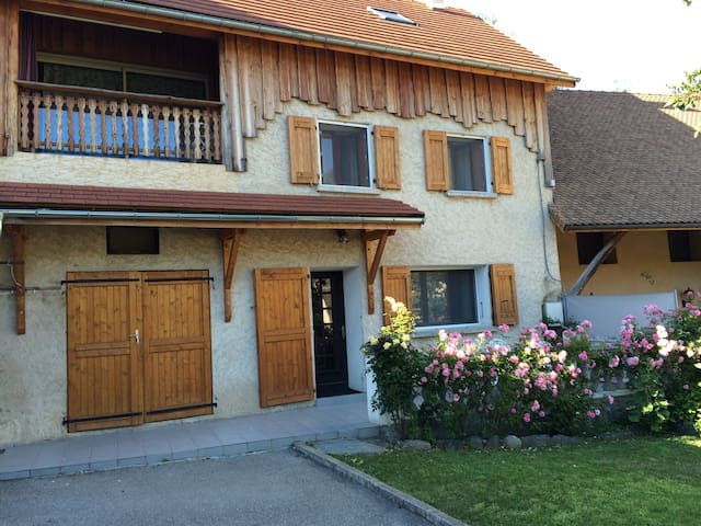 Maison au pied de la montagne - Valgaudemar (05) - Chauffayer - House