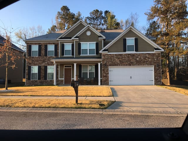 5 bedrooms & golf in augusta - Hephzibah - Hus