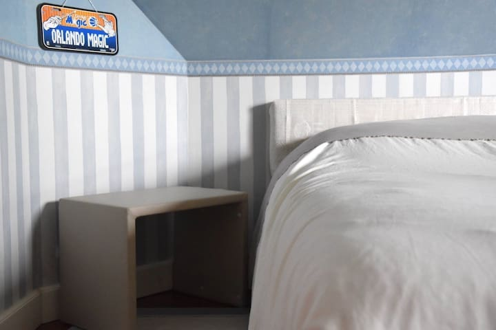Chambre Room privé et salle de bains privé de luxe - Seebach - Villa