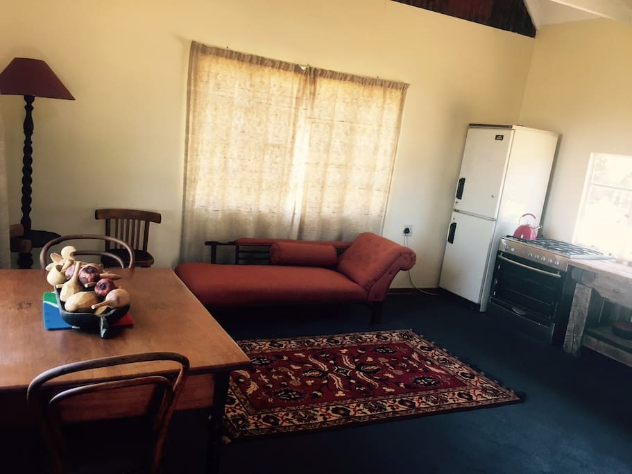 Klein Huisie Kitchen / Lounge