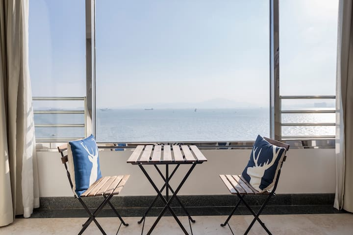海滩上的阳光房near厦大 A - Xiamen - Wohnung