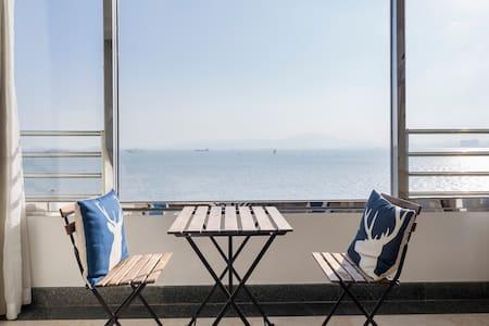 海滩上的阳光房near厦大 - Xiamen - Apartament