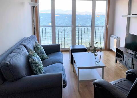 Apartamento en la Illa vistas al mar