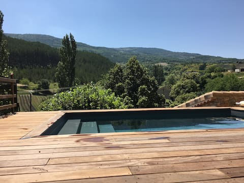 Stone house with swimming pool (+SPA from Sept 21).
