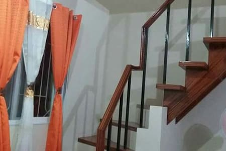 2 bedroom 2 storey fully furnished - Butuan City