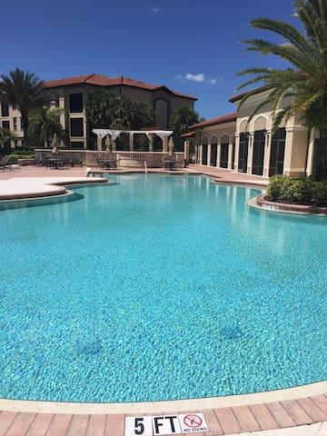 Club Positano Naples Florida