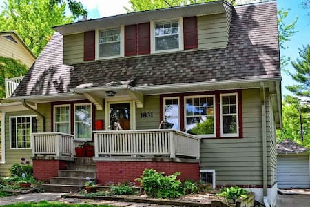 Relaxing Stay in Quaint Private Entry - Lincoln - Haus