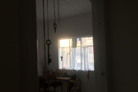 the house of Flying Lotus Flower (our cat) - Beyrouth - Appartement
