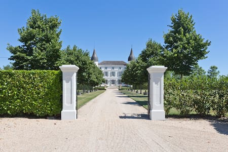 Chateau Bouffereille - Le Temple-sur-Lot