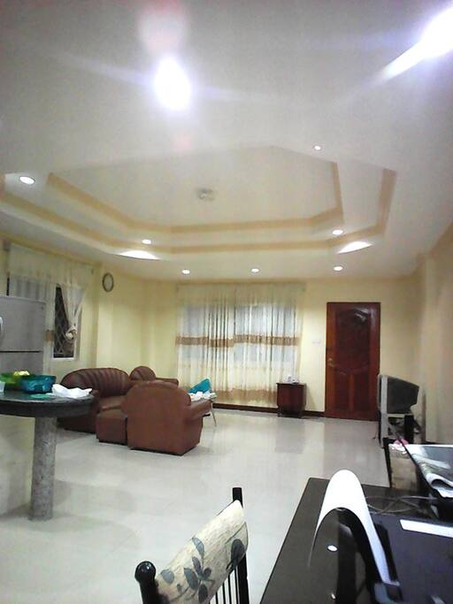 Furnished with heater in bathrooms. Cebu House for rent