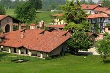 Il monastero di Bose a pochi minuti dalla casa